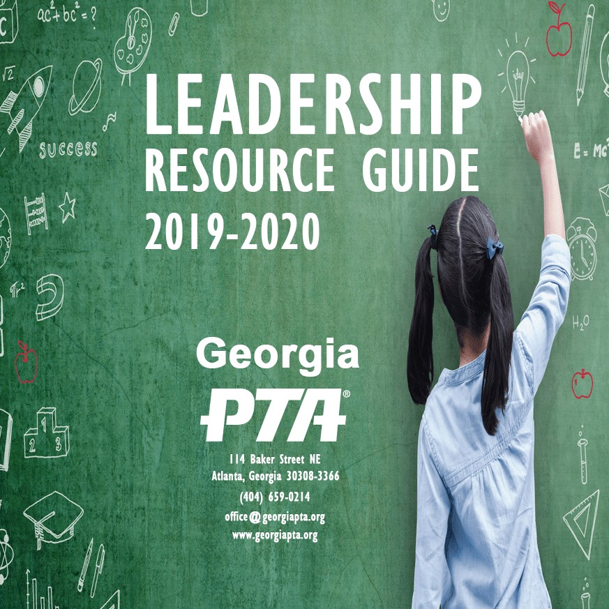 Georgia PTA Leadership Resource Guide